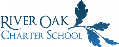 River Oak Charter School logo